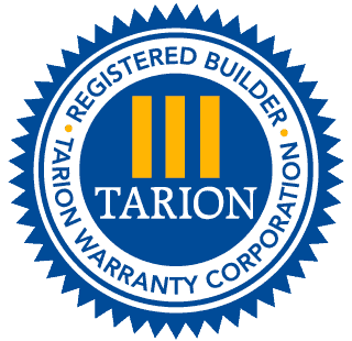 Tarion Warranty Registered Builder
